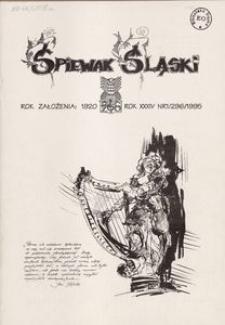 Śpiewak Śląski, 1995, R. 34, nr 1