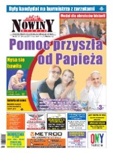 Nowiny Nyskie 2017, nr 21.