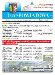 Rzecz Powiatowa : biuletyn informacyjny Samorządu Powiatu Głubczyckiego 2017, nr 3.