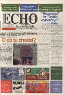 Echo Gmin : niezależny tygodnik regionalny 2007, nr 43 (527).