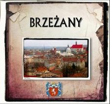 Brzeżany - Kresy Wschodnie Rzeczypospolitej.