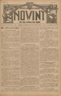 Nowiny, 1915, R. 5, nr 33