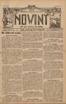 Nowiny, 1915, R. 5, nr 49