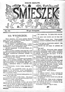 Śmieszek, 1912, nr 45