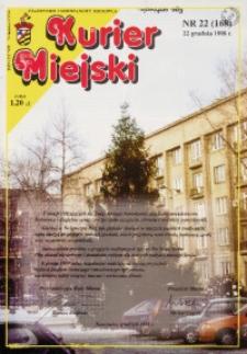 Kurier Miejski, 1998, nr22 (168)