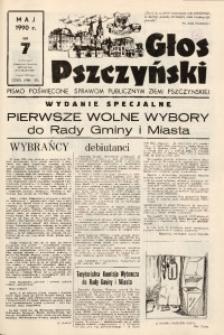 Głos Pszczyński, 1990, nr 7
