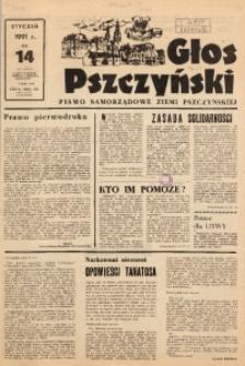 Głos Pszczyński, 1991, nr 14