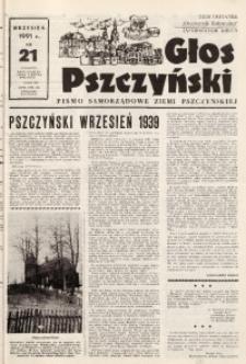 Głos Pszczyński, 1991, nr 21