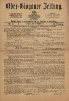 Ober-Glogauer Zeitung, 1920, Jg. 32, Nr. 81