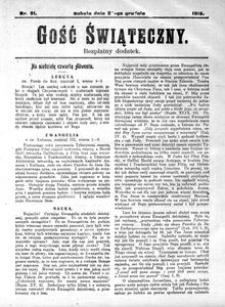 Gość Świąteczny, 1913, [R. 11], nr 51