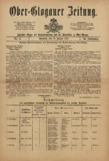 Ober-Glogauer Zeitung, 1921, Jg. 33, Nr. 6