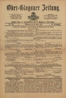 Ober-Glogauer Zeitung, 1921, Jg. 33, Nr. 26