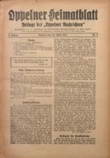 Oppelner Heimatblatt, 1926/1927, Jg. 2, Nr. 2