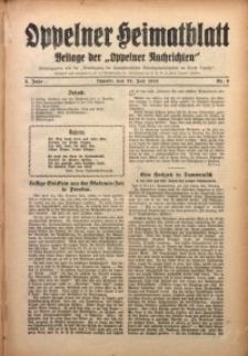 Oppelner Heimatblatt, 1926/1927, Jg. 2, Nr. 9