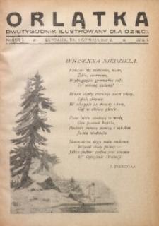 Orlątka, 1927, R. 1, nr 4