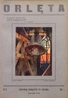 Orlęta, 1927, R. 1, nr 3