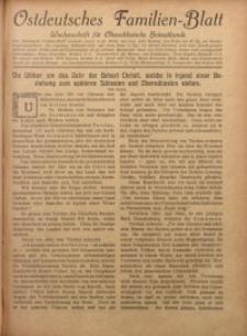 Ostdeutsches Familien-Blatt, 1924, Jg. 1, Nr. 10