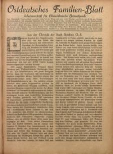 Ostdeutsches Familien-Blatt, 1924, Jg. 1, Nr. 21