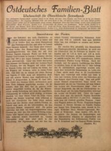 Ostdeutsches Familien-Blatt, 1924, Jg. 1, Nr. 22