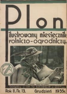 Plon, 1935, R. 2, nr 13