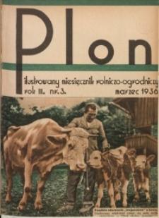 Plon, 1936, R. 3, nr 3