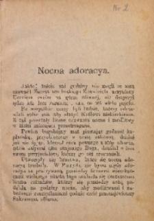 Pismo Miesięczne na cześć Przenajświętszego Sakramentu Ołtarza, 1885, nr 2