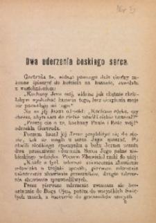 Pismo Miesięczne na cześć Przenajświętszego Sakramentu Ołtarza, 1885, nr 5