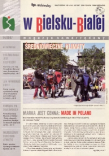 W Bielsku-Białej, 2007, nr 14 (116)