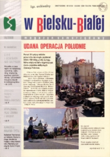 W Bielsku-Białej, 2008, nr 16 (144)