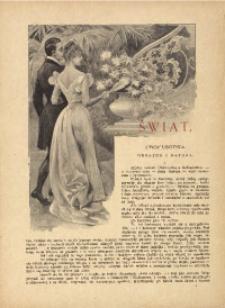 Świat. Dwutygodnik ilustrowany, 1891, R. 4, Nr 2