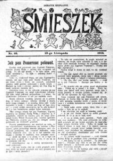 Śmieszek, 1913, nr 46
