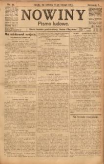 Nowiny, 1916, R. 6, nr 24