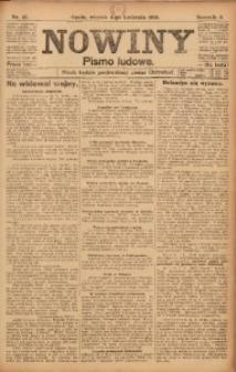 Nowiny, 1916, R. 6, nr 41