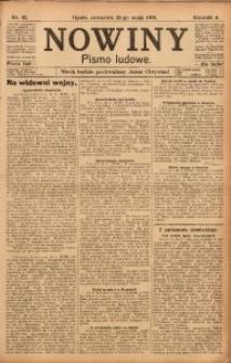 Nowiny, 1916, R. 6, nr 62