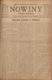 Nowiny, 1917, R. 7, nr 93