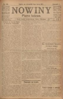 Nowiny, 1917, R. 7, nr 100