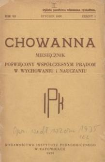Chowanna, 1936, R. 7