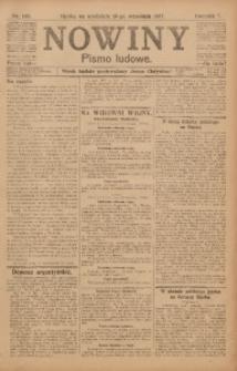 Nowiny, 1917, R. 7, nr 142