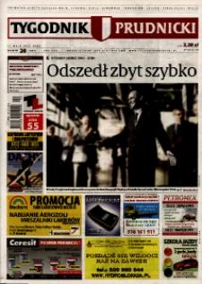 Tygodnik Prudnicki : prywatna gazeta lokalna gmin : Prudnik, Biała, Głogówek, Korfantów, Lubrza, Strzeleczki, Walce. R. 25, nr 20 (1272).