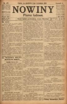 Nowiny, 1918, R. 8, nr 137
