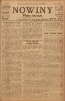 Nowiny, 1918, R. 8, nr 180