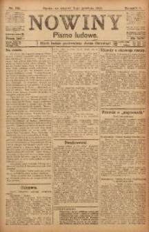 Nowiny, 1918, R. 8, nr 184