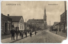 Chorzow O.-S. Unterdorfstrasse