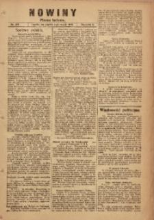 Nowiny, 1919, R. 9, nr 100