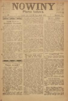Nowiny, 1919, R. 9, nr 103