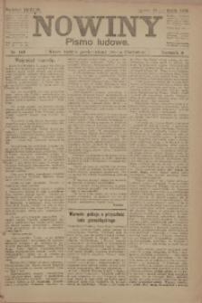 Nowiny, 1919, R. 9, nr 110