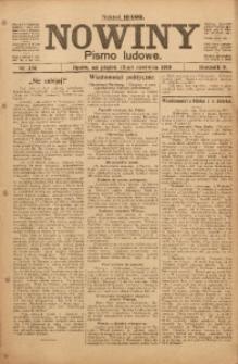 Nowiny, 1919, R. 9, nr 134