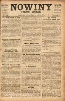Nowiny, 1919, R. 9, nr 219