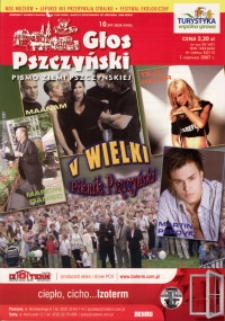 Głos Pszczyński, 2007, R. 18, nr 10 (397)