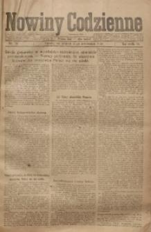 Nowiny Codzienne, 1920, R. 10, nr 74